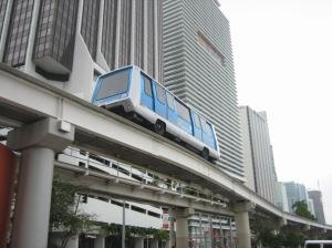 Miami-Dade Metromover by Joedamadman