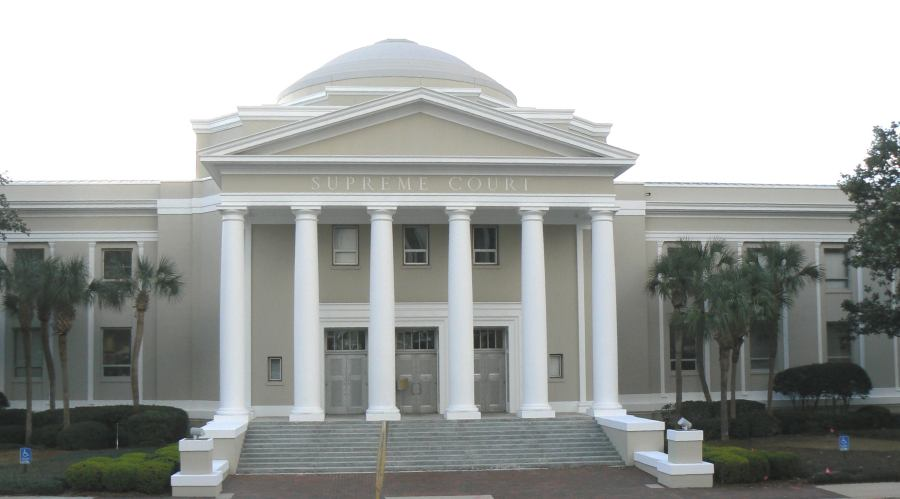 Tim Ross - Own work Florida Supreme Court Building, Tallahassee, Florida
