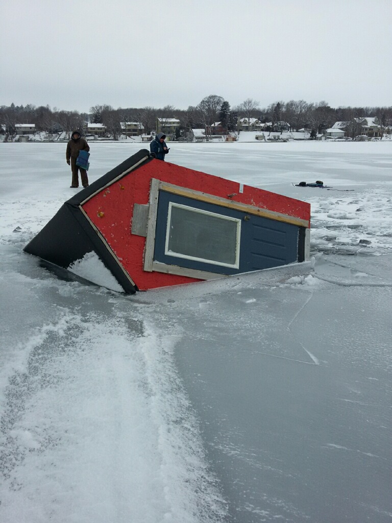 house-in-ice