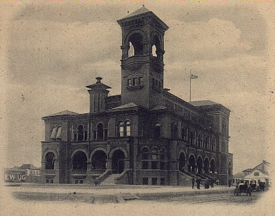 Galveston_Texas_Federal_Building_1891